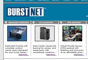 burstnet VPS优惠码