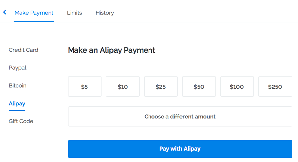 《Vultr支持支付宝付款了 购买VPS方便了》